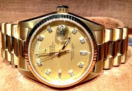 rolex Powell Auction