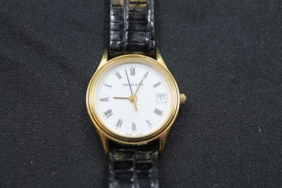 Tiffany & Co. Ladies Wrist Watch at Powell Auction