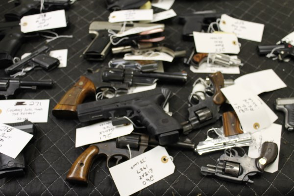 On Line Only - Sheriff Confiscated Firearms - Powell Auction