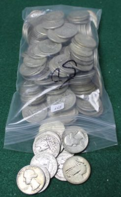8 9 On Line Only Coin Auction - Powell Auction