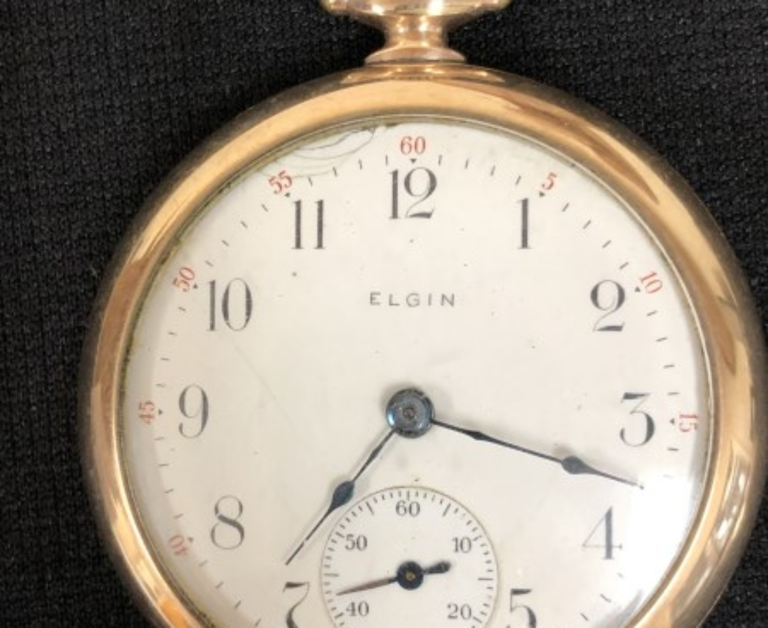 Coins & Pocket Watch Collection Online Only - Powell Auction