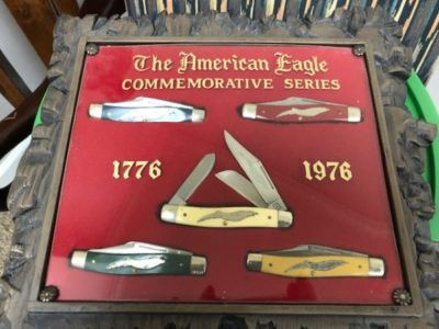 Collector Coins and Pocket Knives - Powell Auction