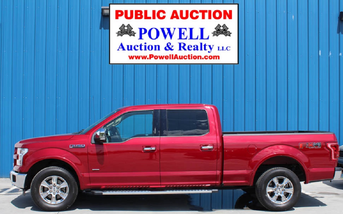 Public Auto Auction In Knoxville Tn Powell Auction Realty Llc