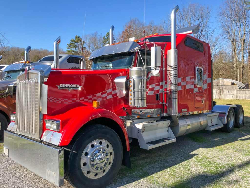 2007 KENWORTH W900L POWELL AUCTION & REALTY www.powellauction.com