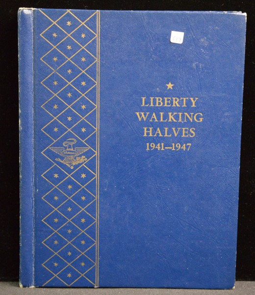 Walking Liberty's at Powell Auction