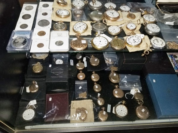 Pocket Watches at Powell Auciton