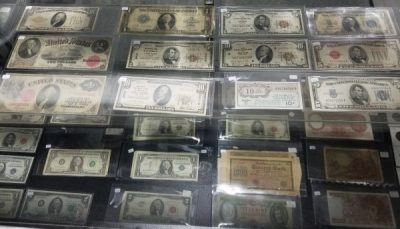 Paper Money at Powell Auction